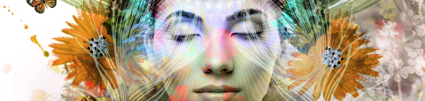 <strong>Misprint</strong> | <i>Botanical Feminine Fantasy</i></br>Art Prints for Sale